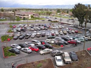 Zaparkované autá
